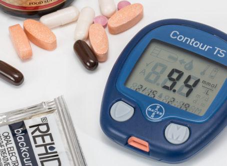 Diabetes supplies