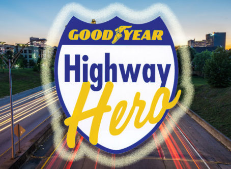 Goodyear Highway Hero logo
