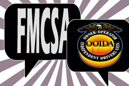 Graphic with OOIDA logo