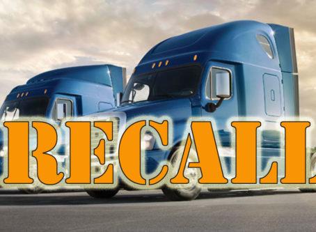 Freightliner recall graphic
