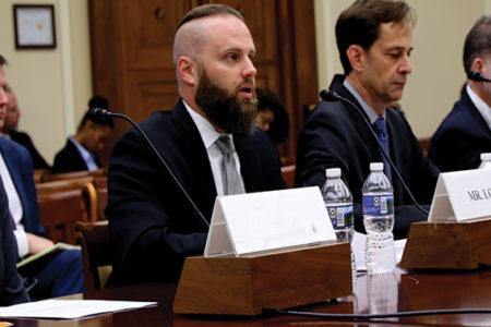 Collin Long testifying