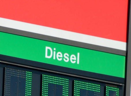 diesel fuel prices