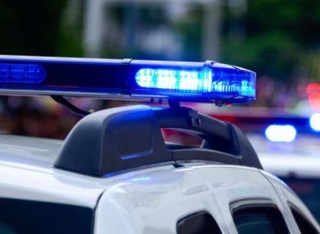 Law enforcement cruiser lights