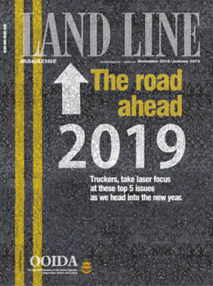 December January 2019 cover