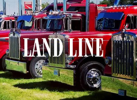 Land Line file