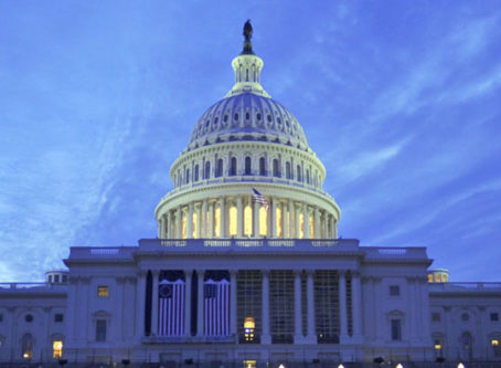 U.S. Capitol on to oppose four bad bills