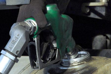 diesel fuel - filling tank