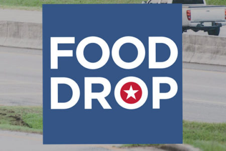 Food Drop program logo