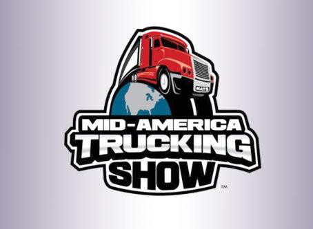 Mid-America Trucking Show logo