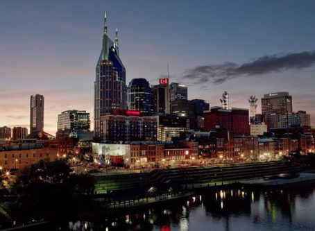 Nashville, Tenn., waterfront