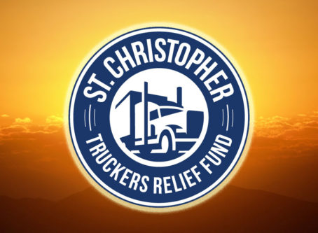 St. Christopher Truckers Relief Fund logo