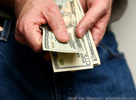 Wages, money, trucking statistics