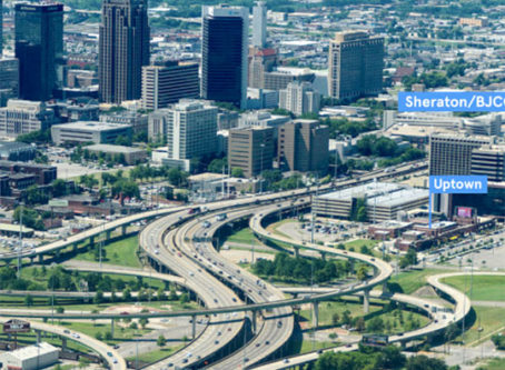 Downtown Birmingham, Ala.
