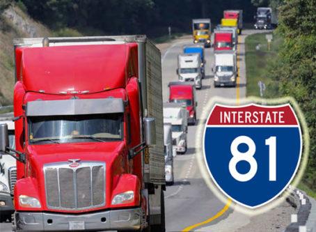 Interstate 81, Virginia DOT