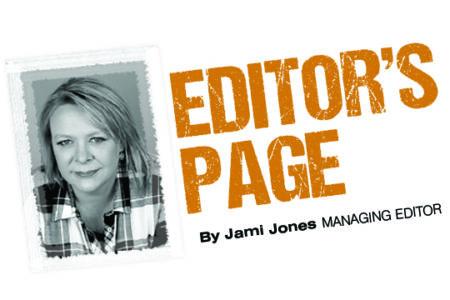 Editor's Page Jami Jones Land Line Magazine