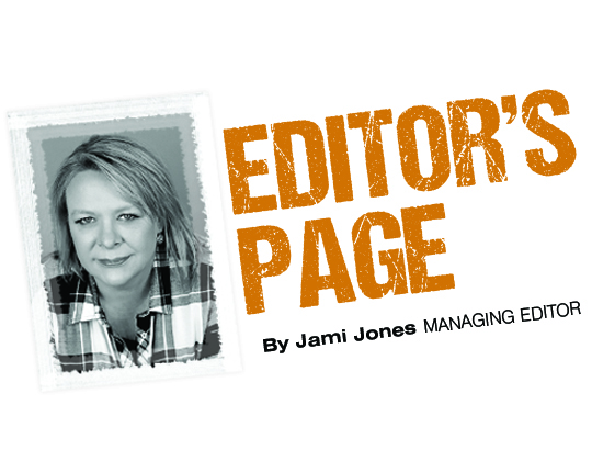 Editor's Page Jami Jones Land Line Magazine