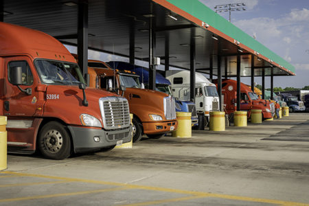 truckers at risk