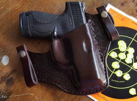handgun, holster