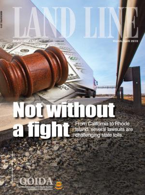 March-April 2019 Land Line Magazine Cover