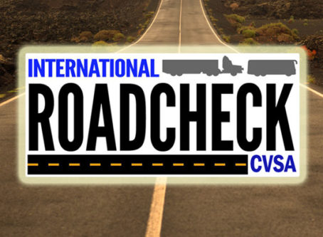 Roadcheck years highest rates
