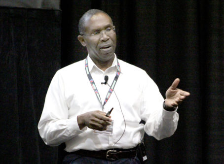 Larry Minor, deputy administrator in FMCSA's office of policy