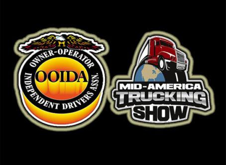 OOIDA, MATS logos