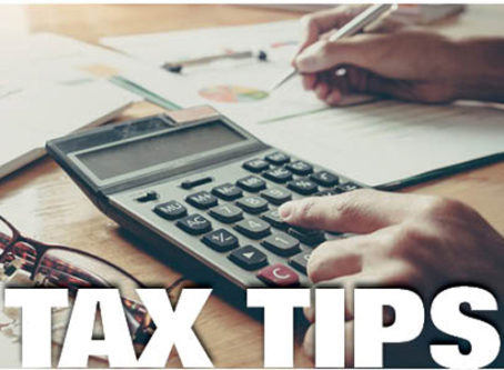 Tax Tips scams