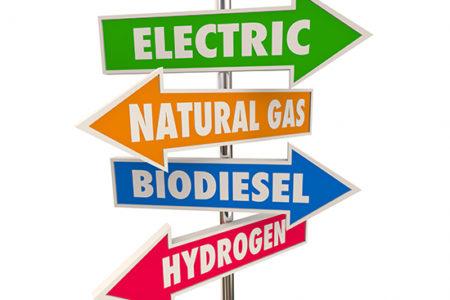 Alternative fuels signage