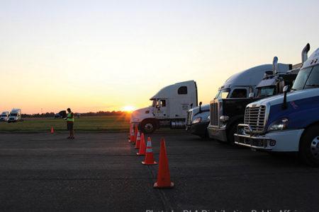 FEMA training for truckers