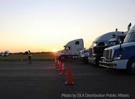 FEMA training for truckers