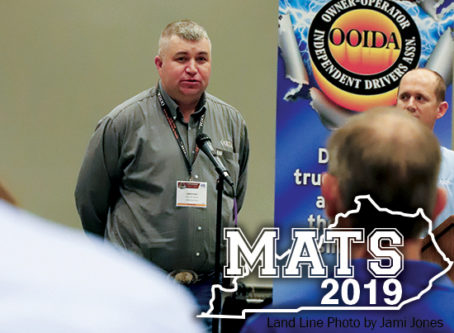 Lewie Pugh at MATS 2019