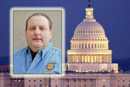 Doug Morris, OOIDA, U.S. Capitol Building