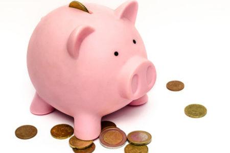 piggy bank, Highway trust fund