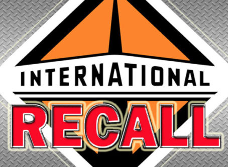International log + RECALL