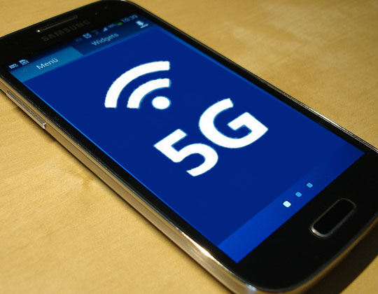 5G cellular is on the way - Land Line