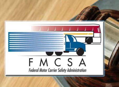 FMCSA loso. gavel