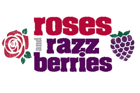 roses and razzberries