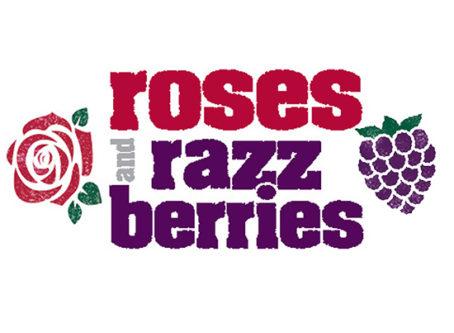 roses and razzberries