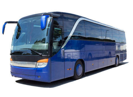 Bus or motor coach