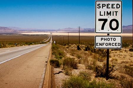 ticket camera speed limit