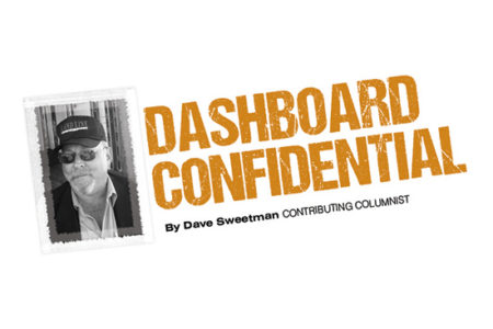 Dave Sweetman, Dashboard Confidential