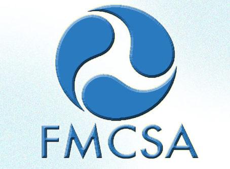 FMCSA, US DOT logo