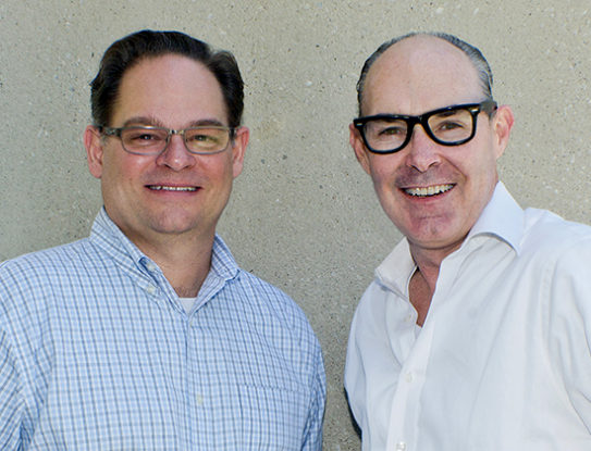 Jeff McConnell and James Mennella