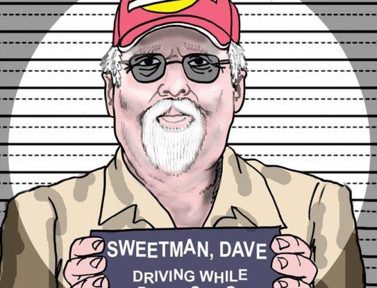 Dave Sweetman Mo Paul