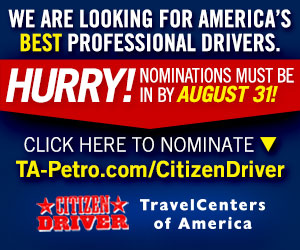 Travel Centers Citizen Driver
