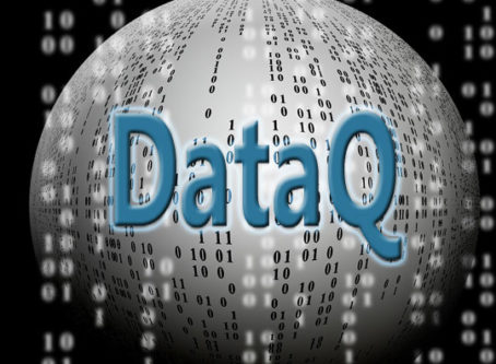 Globe. data figures, DataQ