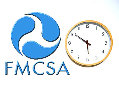 FMCSA Hours of Service clock