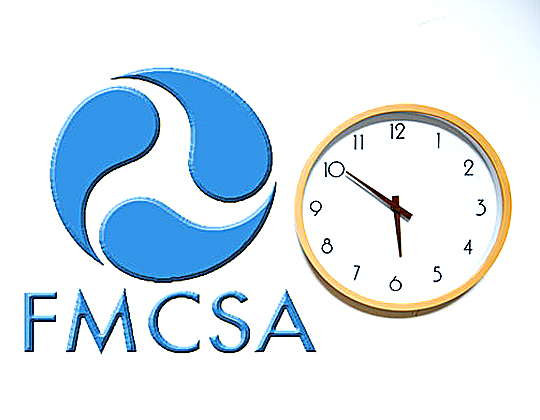 exemption from the hours of service fmcsa, issues, hours of service