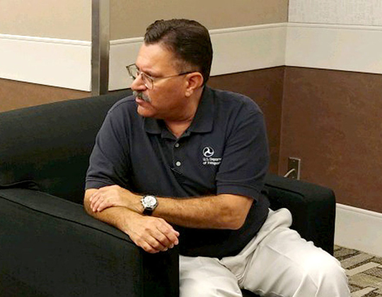 Martinez to leave FMCSA