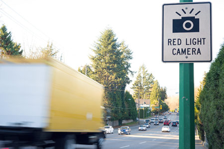 red light camera photo enforcement